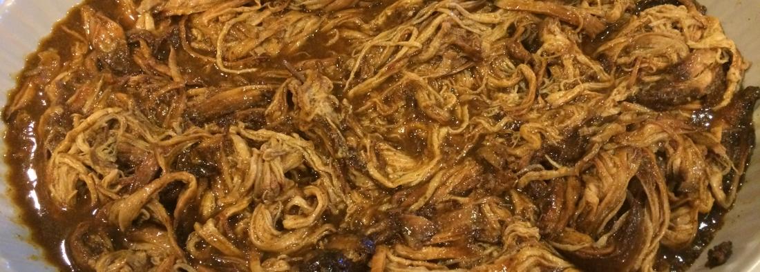 Balsamic Pulled Pork